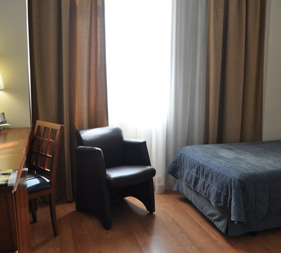 The double rooms of Sercotel Hotel Los Llanos allow the ...