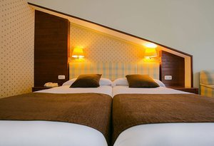 Piolets Soldeu Centre Hotel has 90 double rooms, functional and ...