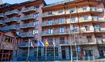 Located in the downtown core of La Massana
