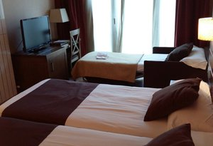 The Sercotel Màgic La Massana Hotel has 17 triple rooms ...