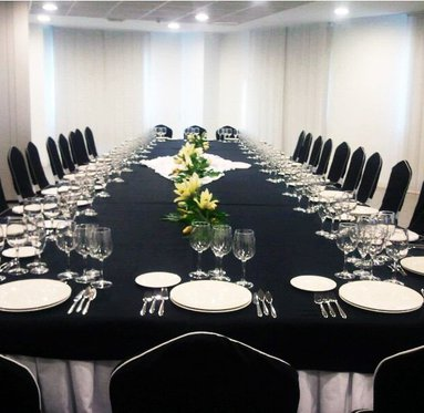 We have 5 meeting rooms with different capacities