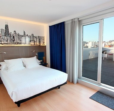 Fully renovated rooms with modern design for for your absolute ...