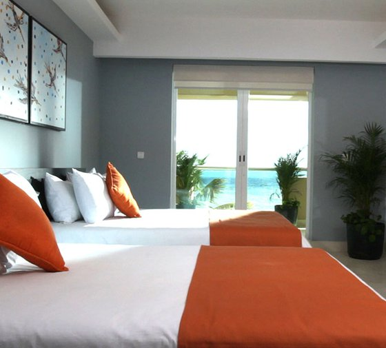 The Sercotel The Beach 3 Bedroomed apartments are the ultimate ...