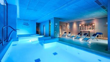 Relax and enjoy at the SPA of the Sercotel JC1 ...