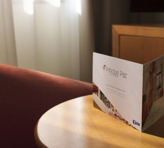 The Hotel Sercotel Principe Paz has rooms for the maximum ...