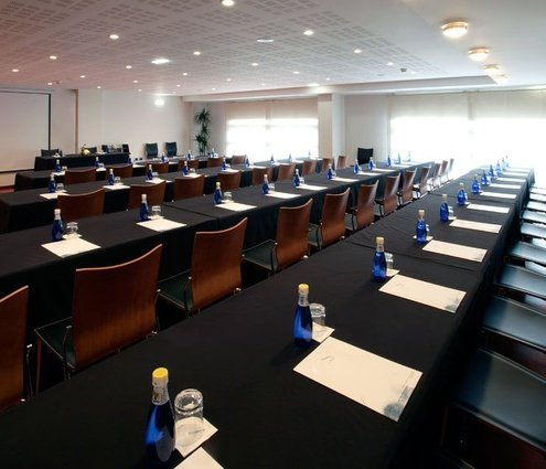 Sercotel Hotel Europa has this 176-m² function room at your ...