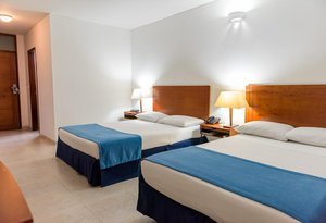 The Blu Hotel by Tamacá – Sercotel offers  standard rooms with ...