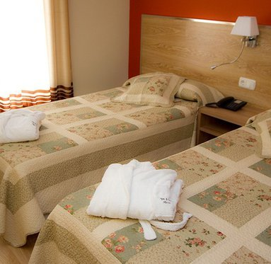 The Solana Hotel provides adapted rooms