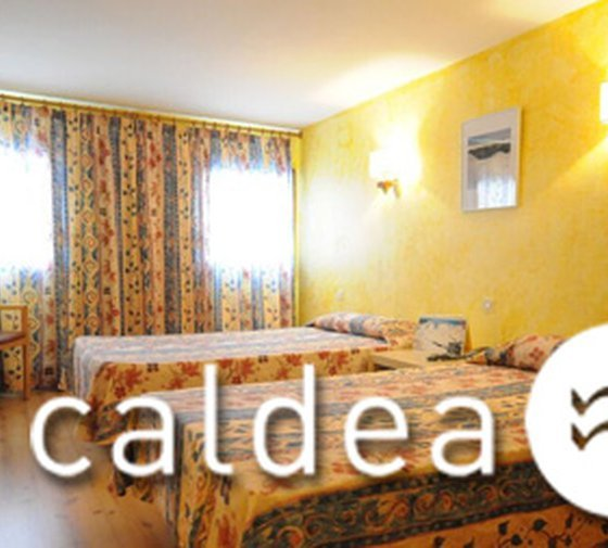 Book your room with entrance to Caldea in Hotel Sercotel ...