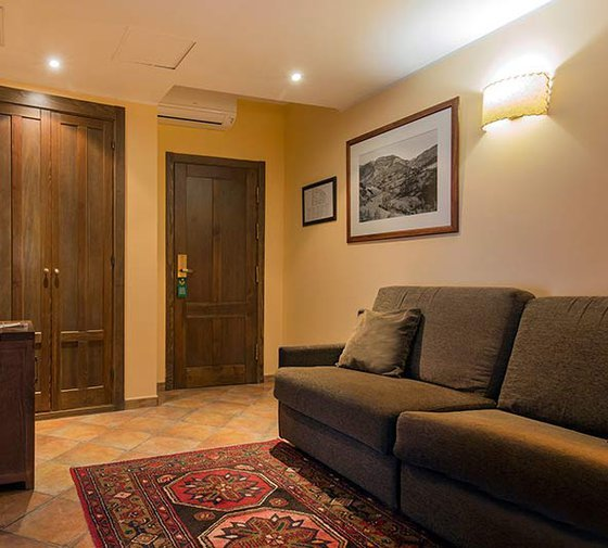 Our hotel in Andorra has 39 exterior quadruple rooms with ...