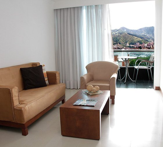 The Sercotel The Morgana Poblado Suites Hotel offers you different ...
