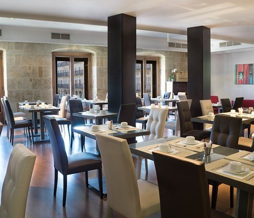 Sercotel Las Torres Salamanca has a large function room for ...