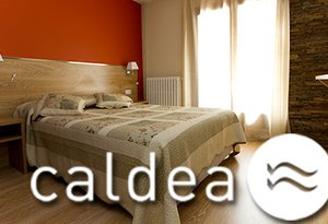 Introducing Caldea rooms at the Sercotel Solana hotel, mountain functional ...