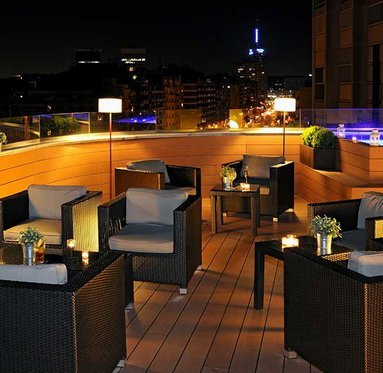 One of the best terraces to enjoy Barcelona
