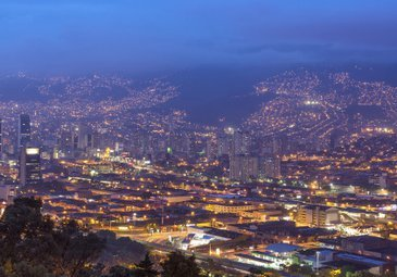 Medellin is the capital of department of Antioquia and the ...