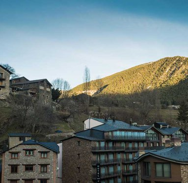 Views of Andorra