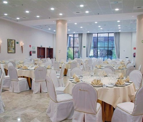 The Princesa function room is, by far, the biggest room ...