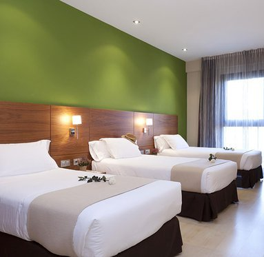 Stay in our hotel and enjoy the facilities