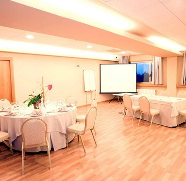 Spacious spaces for all your events and meetings
