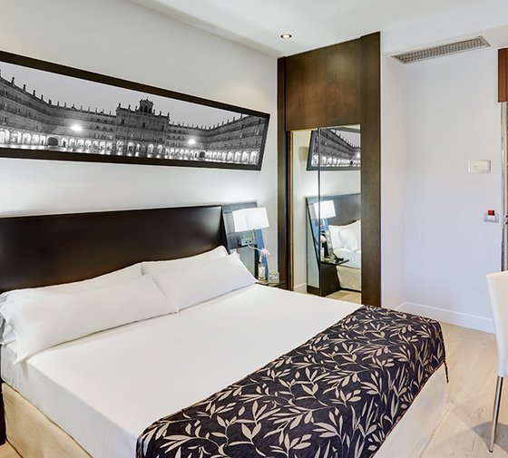 The Sercotel Las Torres Salamanca also offers exclusive  superior double ...