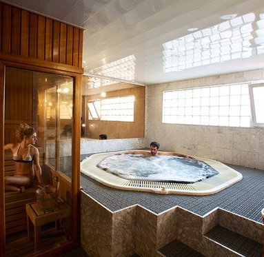 Intimate and private Spa where to relax as a couple ...