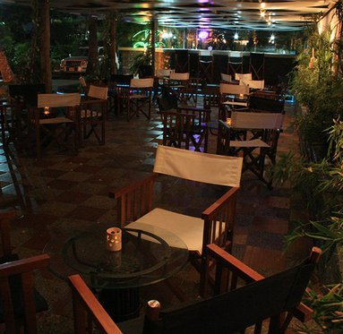 Leisure afternoon at Bar Cocos