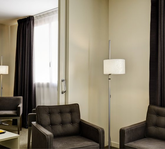 Sercotel Ámister Art Hotel offers an exclusive suite to satisfy ...