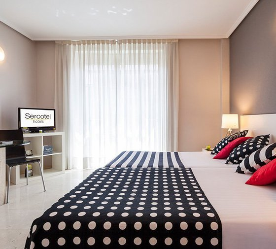 Our  apartments in Madrid  has rooms such as the Neptune ...