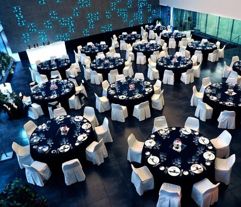 The Nodo room is the largest function room available at ...
