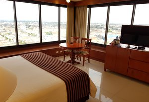 The Executive rooms of the Sercotel Torre de Cali Plaza ...