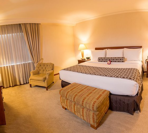The Tequendama Hotel also features Junior Suites, where you will ...