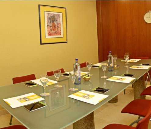An ideal function room for interviews or meetings of up ...