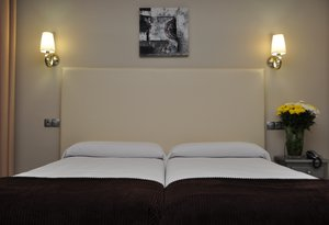 In the Sercotel Doña Carmela you will also find rooms ...