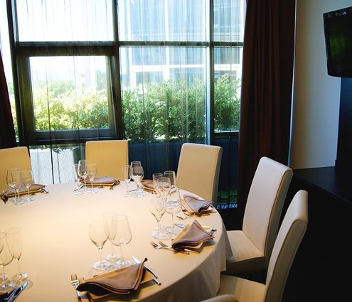 Hotel Sercotel Plana Parc offers you a 25-m², function room ...
