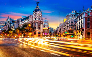 Being the biggest and most important city in Spain, Madrid ...