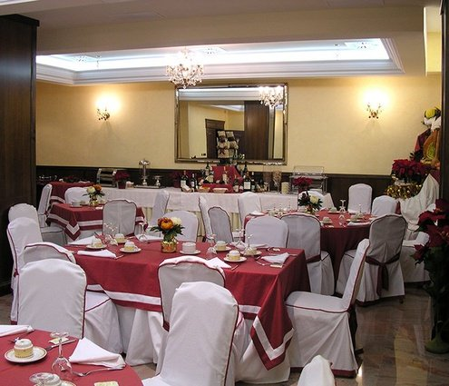 Located on the ground floor, the San Agustín room  with ...