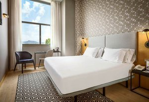 The Sercotel Portales Boutique Rooms have views of the main ...