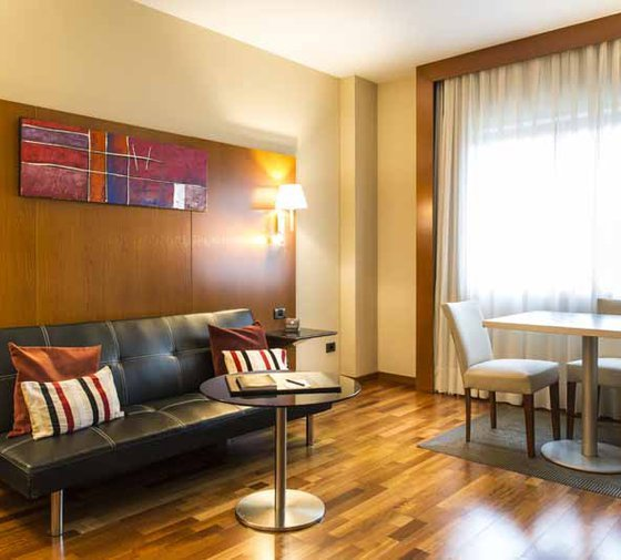 We have spacious and elegant Junior Suites rooms, where we ...