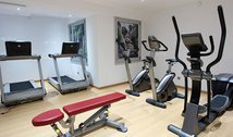 Get fit in our facilities