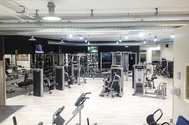Enjoy the access to a gym for free and keep ...