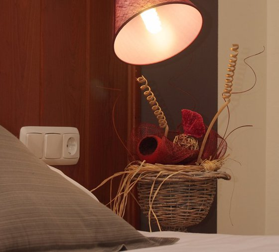The hotel features spacious and comfortable exterior Twin rooms, equipped ...
