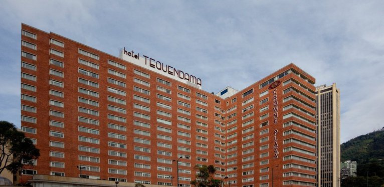 Welcome to 5 star hotel, Tequendama