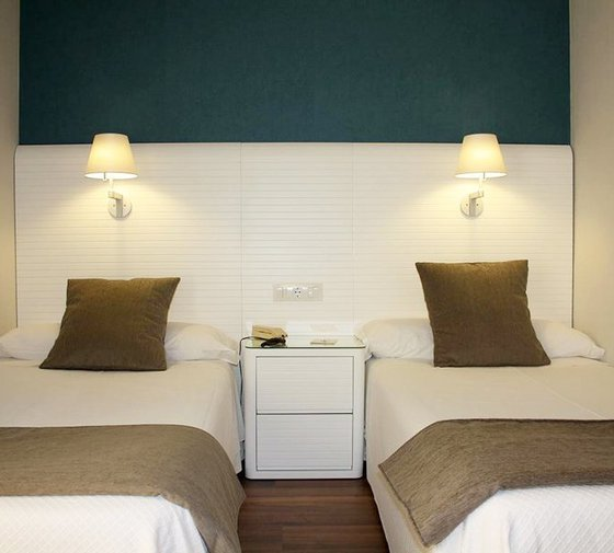 Our hotel near Bilbao offers its guests 48 double rooms ...