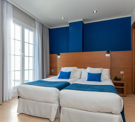 Our Deluxe Croma rooms are designed for our most exigent ...