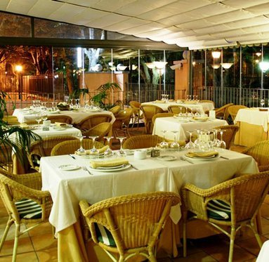 Variety and quality cuisine in the hotel restaurant
