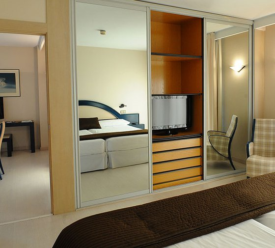 The Sercotel in Santander has 40 junior suites available with ...
