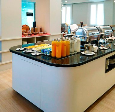 Find the widest variety of breakfast in our hotel