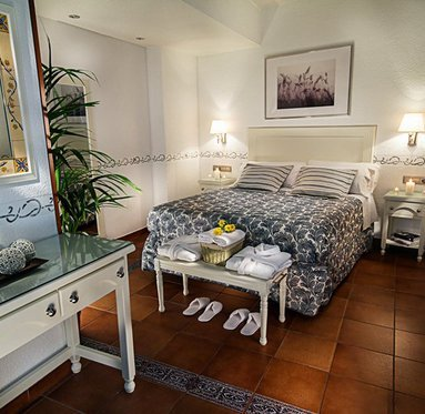 Sleep at home in your hotel in Cordoba