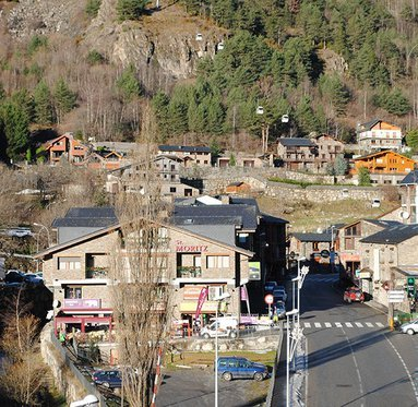 Hotel Solana, located in Arinsal Vallnord beside
