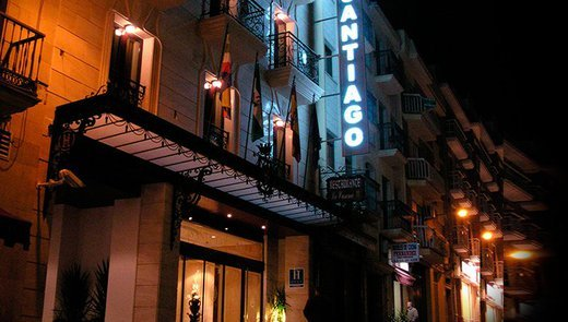 Elegant and sophisticated 4* hotel in the center of Linares
